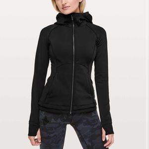 NWOT Lululemon Stopover Jacket Size 6 Black